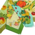 Як відіпрати кухонні рушники